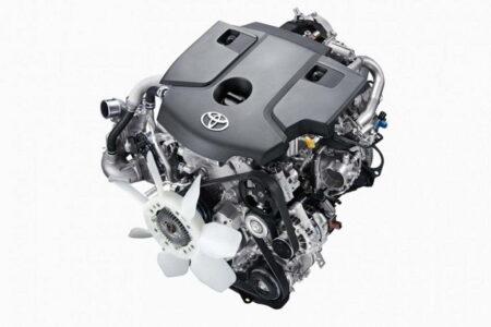 2016 Toyota Innova GD Diesel Engine