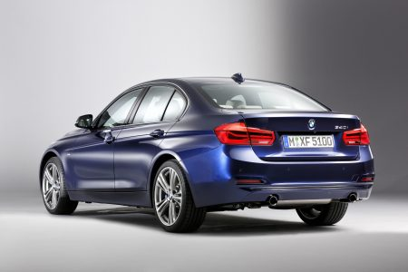 2016 bmw 3 series facelift petrol