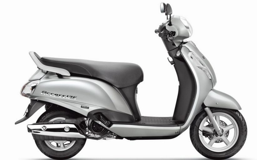 2017 Suzuki Access 125 BSIV with AHO New Model Launched - Details, Here!