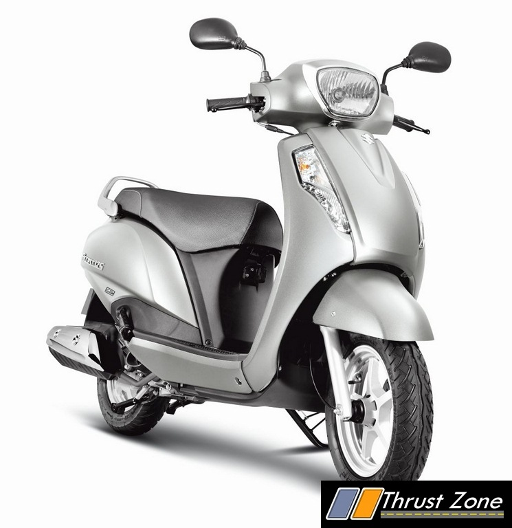 2017 Suzuki Access 125 Bsiv With Aho New Model Launched