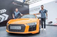 2016 Audi R8 V10 Plus Launched in India at Rs. 2.55 Crores