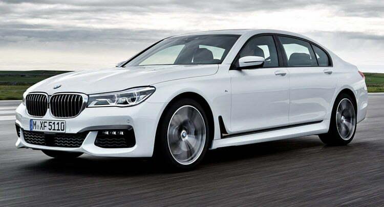 BMW 7 Series Quad Turbo