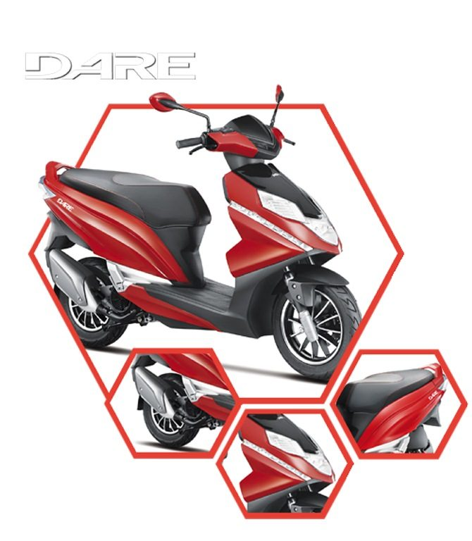 Hero Dare 125 Scooter Coming Soon Every Detail Here