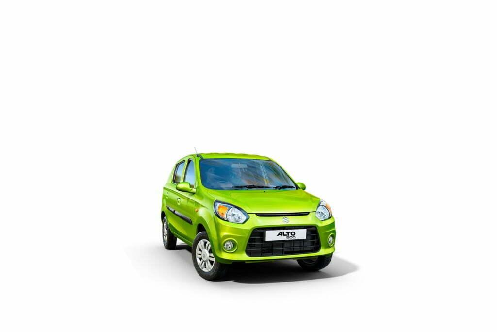 Maruti Alto 800 Facelift India Launch