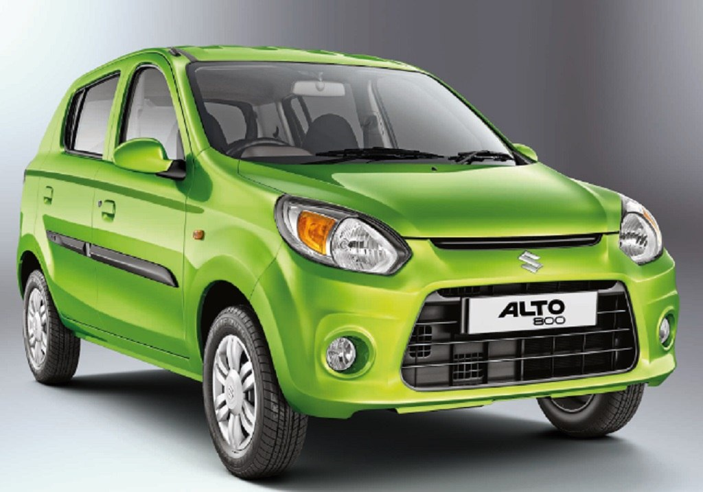 Maruti Alto 800 Facelift Price