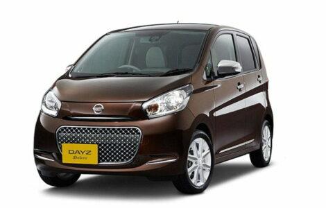 Nissan Kei Car fuel saving ssue