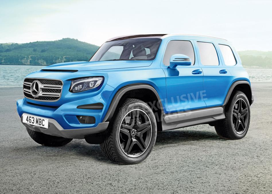 Mercedes benz glb suv crossover coming soon details here for Mercedes benz crossover suv