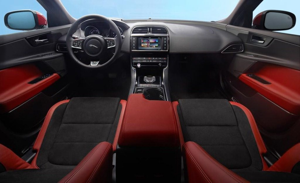 2016 Jaguar Xe India Interior