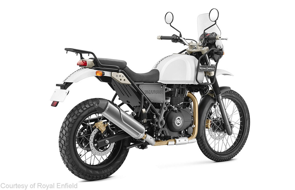Mahindra Commander 2016 >> 2016 Royal Enfield Himalayan, Launched, Every Detail Here!