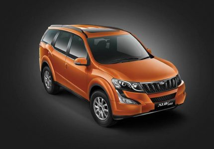 Mahindra XUV500 Automatic facelift