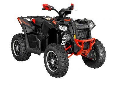 Polaris ATV China CKD