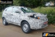 Tata Nexon Compact SUV, Every Detail, Here! [SPIED]