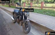 Bajaj Pulsar VS400 Images High Resolution Spyshots Gallery