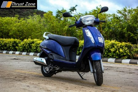 2016 Suzuki Access 125 Review