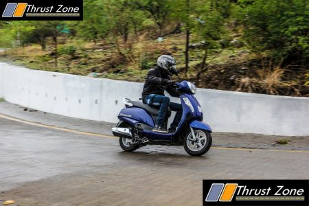 2016 Suzuki Access recall