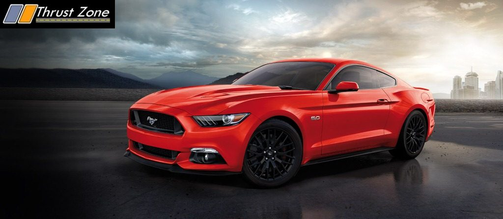 Ford Mustang India Launch Commences At Rs 65 Lakhs