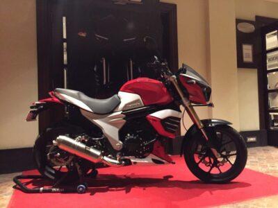 Mahindra Mojo motorcycle