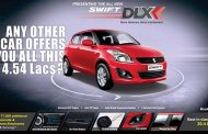 Maruti Suzuki Swift DLX Limited Edition Launched, Priced At Rs. 4.54 lakhs
