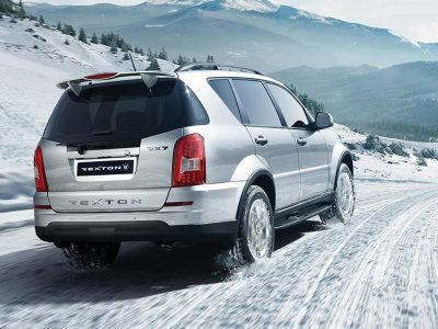 2015 Ssangyong Rexton recalled india