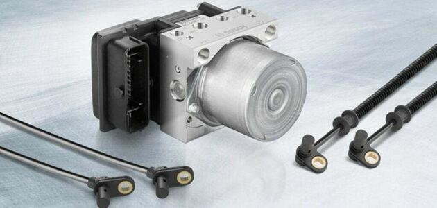 Bosch Two Wheeler ABS System