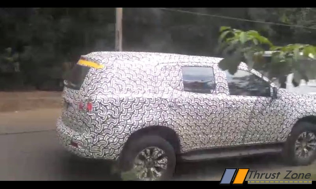2017 Chevrolet Trailblazer Facelift Spied On Video Launch In Late 2017