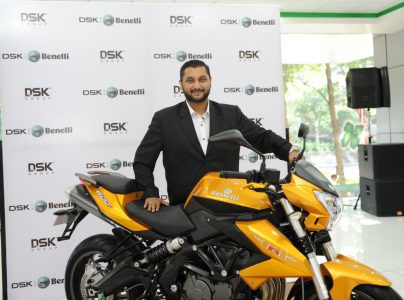 DSK Benelli Sales Unit