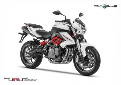 DSK Benelli Sales Unit 600i