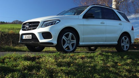 Mercedes Benz GLE 400 Four Matic India Petrol
