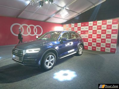 Second Generation 2017 Audi Q5 Launched in India (5)