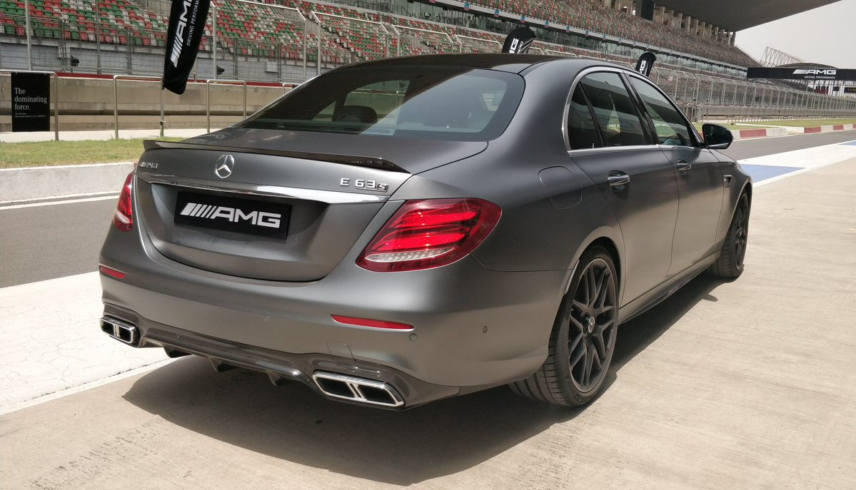 2017 mercedes amg e63 amg india launch price specs. Black Bedroom Furniture Sets. Home Design Ideas