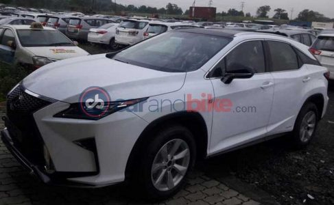 lexus-rx-450h-hybrid-front-three-quarter-in-india