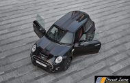 Mini Cooper S Carbon Edition Launched exclusively on Amazon, Is Sinister On A New Level!