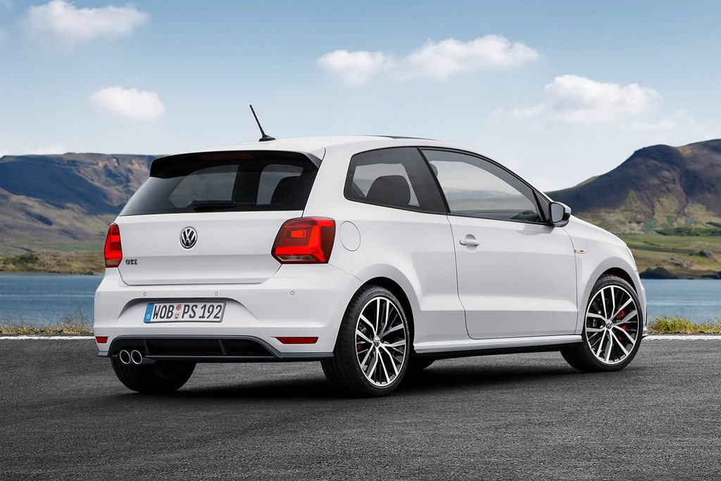 2017 Volkswagen Polo Gti India Details Here Launched At