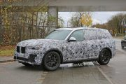 BMW X7 Is Coming With Lot Of Luxury And A Boxy Stance - Spotted For The First Time