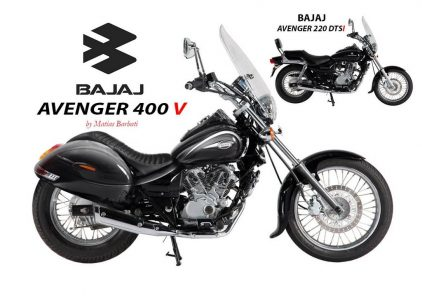 bajaj-avenger-400-modification