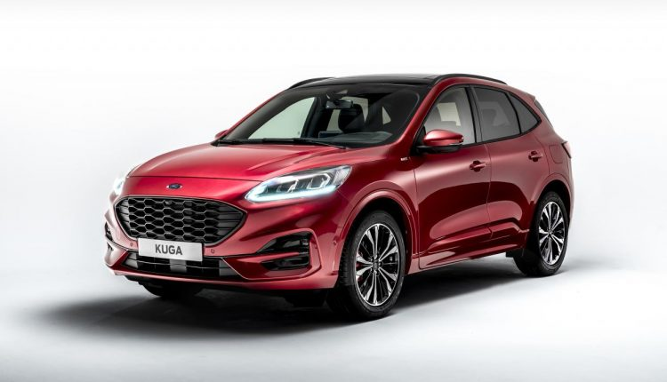 Ford Kuga India Launch (1)