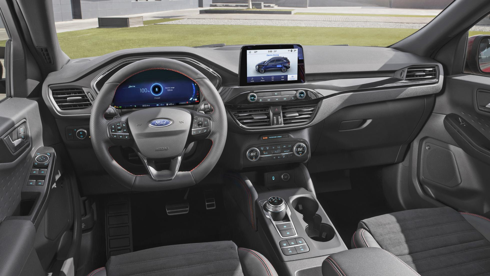 Ford Kuga India Launch (3)