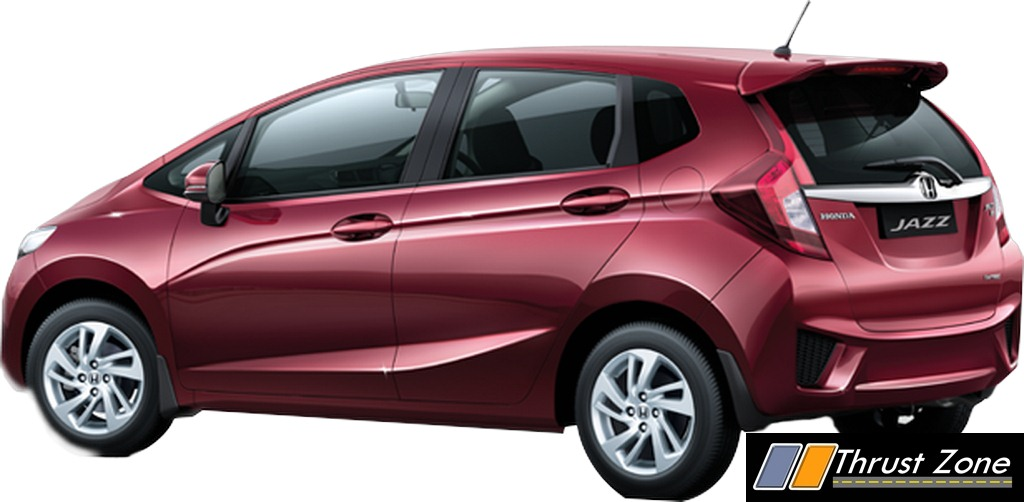 2015 honda jazz india latest details dual airbags added