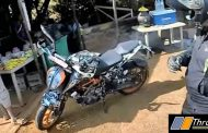 2017 KTM Duke 390 Launch in Four Days, Spied Testing in Day and Night On VIDEO