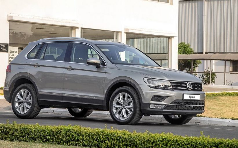2017 Volkswagen Tiguan Production Begins, Bookings and Launch To Begin Soon!