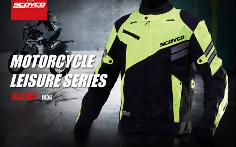 Jazz My Ride to sell SCOYCO Products in India - Riding Gear Includes Entire Range Of Accessories