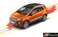 Ford EcoSport Platinum Edition Announced With TouchScreen Infotainment System
