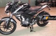 2017 Pulsar 200 NS BSIV ABS Spied Completely! Looks VERY Hot in new Livery!