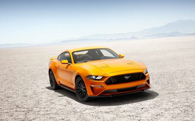 2018 Ford Mustang is Meaner, Badder and Pretty Advanced