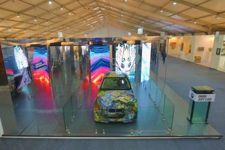 BMW-art-car-sadro-india-art-fair (2)