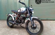 Dochaki PeaceMachine, A Custom Motorcycle by DCM Is Pure Symphony