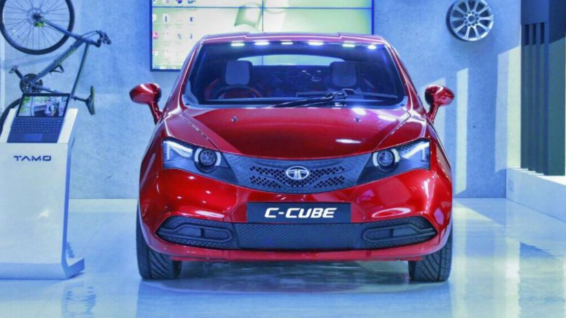 Tata C-Cube Concept shows what to expect from TAMO
