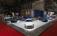 2017 Geneva Motor Show: Maserati Showcases Levante Ermenegildo Zegna Concept