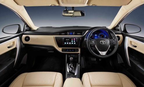 2017-New Corolla Altis-facelift-launched-india-interior