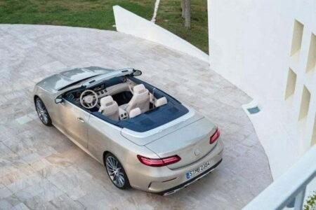 2018 Mercedes Benz E-Class Cabriolet (3)